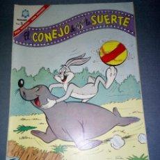 Tebeos: 1018- TEBEO - EL CONEJO DE LA SUERTE -NOVARO - AÑO 1966-- Nº 251. Lote 77219253