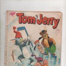 Tebeos: TOM Y JERRY Nº127 NOVARO 1960 .DA. Lote 77227757