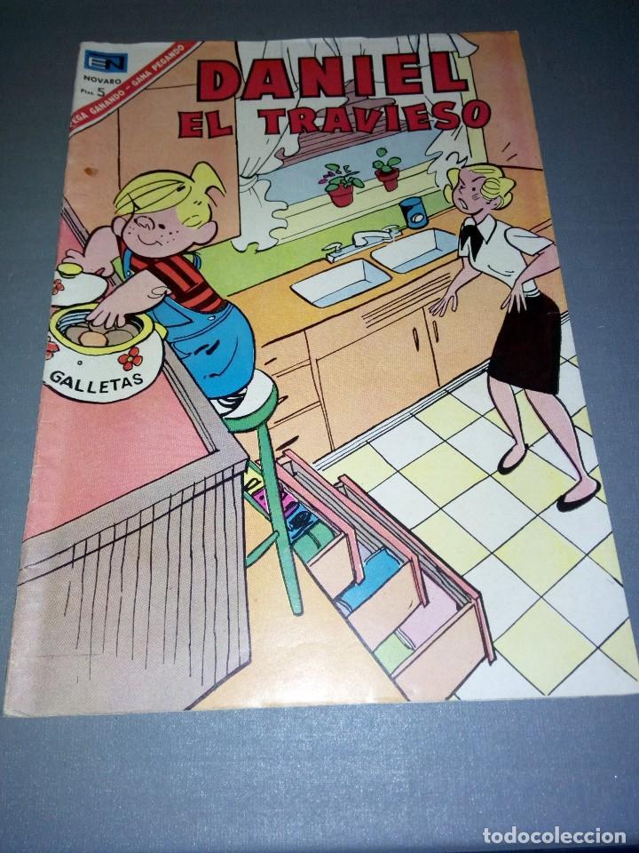 1018- TEBEO - DANIEL EL TRAVIESO -- NOVARO -- AÑO 1966 -- N º 31 (Tebeos y Comics - Novaro - Otros)