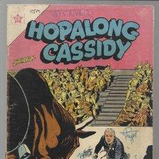 HOPALONG CASSIDY 35, 1957, Novaro usado