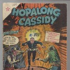 Tebeos: HOPALONG CASSIDY 28, 1956, NOVARO USADO. Lote 77409565