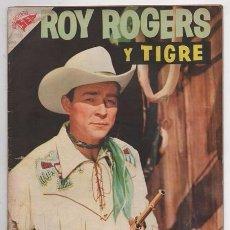 Tebeos: ROY ROGERS # 51 NOVARO 1956 EL AZABACHE CUENTOS DEL AMIGO CARLOS MUY BUEN ESTADO. Lote 77465321