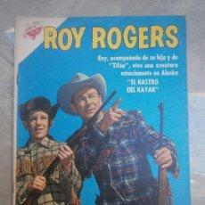 Tebeos: ROY ROGERS N° 96 - ORIGINAL EDITORIAL NOVARO. Lote 77926121
