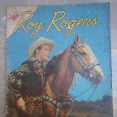 Tebeos: ROY ROGERS N° 104 - ORIGINAL EDITORIAL NOVARO. Lote 77926421
