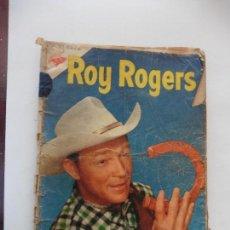 Tebeos: ROY ROGER Nº 33 ORIGINAL. Lote 78105353