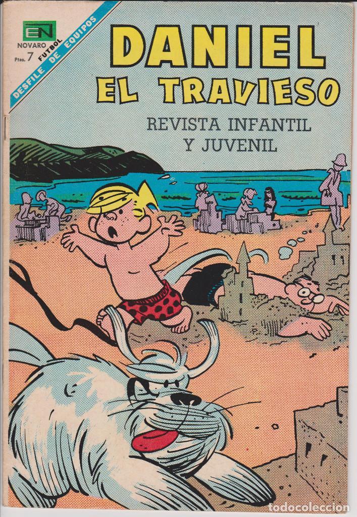 Tebeos: DANIEL EL TRAVIESO 52 Y 55 - NOVARO - LOTE DOS EJEMPLARES EN BUEN ESTADO - Foto 2 - 78156893