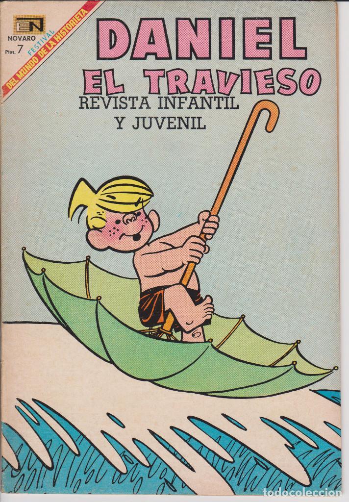 Tebeos: DANIEL EL TRAVIESO 52 Y 55 - NOVARO - LOTE DOS EJEMPLARES EN BUEN ESTADO - Foto 4 - 78156893