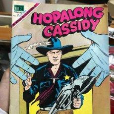 Tebeos: HOPALONG CASSIDY Nº 179 EDITORIAL NOVARO. Lote 78185285