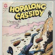 Tebeos: HOPALONG CASSIDY 126, 1965, NOVARO, BUEN ESTADO. Lote 78843841