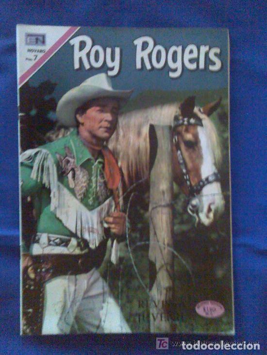 ROY ROGERS REVISTA JUVENIL 218 (Tebeos y Comics - Novaro - Roy Roger)