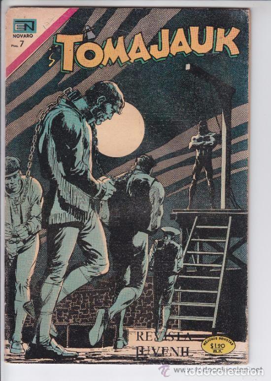 TOMAJAUK NUMERO 177 ED. NOVARO (Tebeos y Comics - Novaro - Roy Roger)