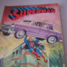 Tebeos: SUPERMAN NOVARO LIBROCOMIC TOMO XIX 1976. Lote 79656293