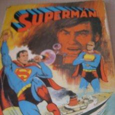 Tebeos: SUPERMAN NOVARO LIBROCOMIC TOMO XL 1978. Lote 79658033