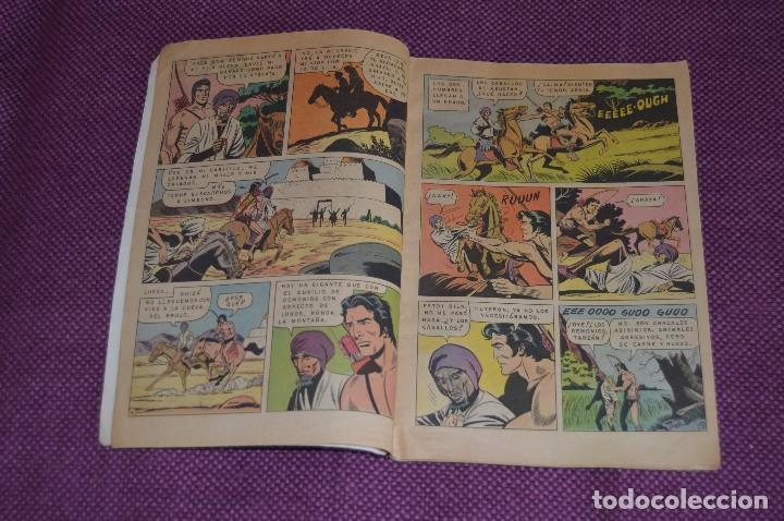 Tebeos: NOVARO - ORIGINAL - TARZAN DE LOS MONOS - Nº 319 - 1972 - EDICION PARA COLECCIONISTAS - ANTIGUO - Foto 6 - 79743221