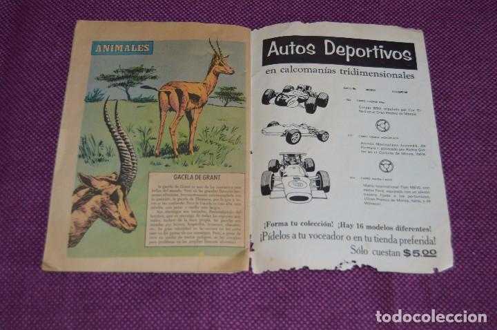 Tebeos: NOVARO - ORIGINAL - TARZAN DE LOS MONOS - Nº 319 - 1972 - EDICION PARA COLECCIONISTAS - ANTIGUO - Foto 8 - 79743221