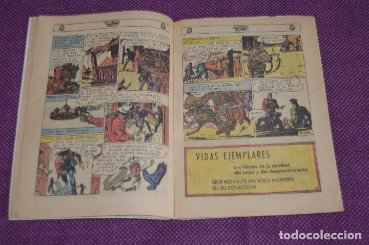 Tebeos: NOVARO - ORIGINAL - HOPALONG CASSIDY - Nº 137 - 1966 - ANTIGUO Y ORIGINAL - Foto 7 - 79744253