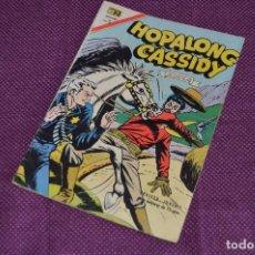 Tebeos: NOVARO - ORIGINAL - HOPALONG CASSIDY - Nº 155 - 1967 - ANTIGUO Y ORIGINAL. Lote 79744965