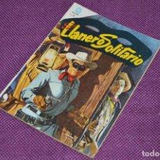 Tebeos: NOVARO - ORIGINAL - EL LLANERO SOLITARIO - Nº 161 - 1966 - ANTIGUO Y ORIGINAL. Lote 79745345