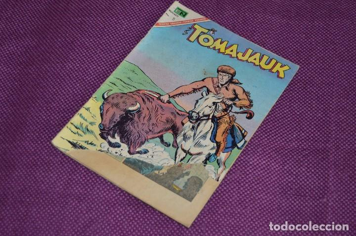 NOVARO - ORIGINAL - TOMAJAUK - Nº 142 - 1967 - ANTIGUO Y ORIGINAL (Tebeos y Comics - Novaro - Otros)
