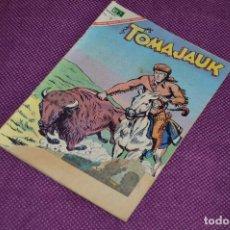 Tebeos: NOVARO - ORIGINAL - TOMAJAUK - Nº 142 - 1967 - ANTIGUO Y ORIGINAL. Lote 79746129