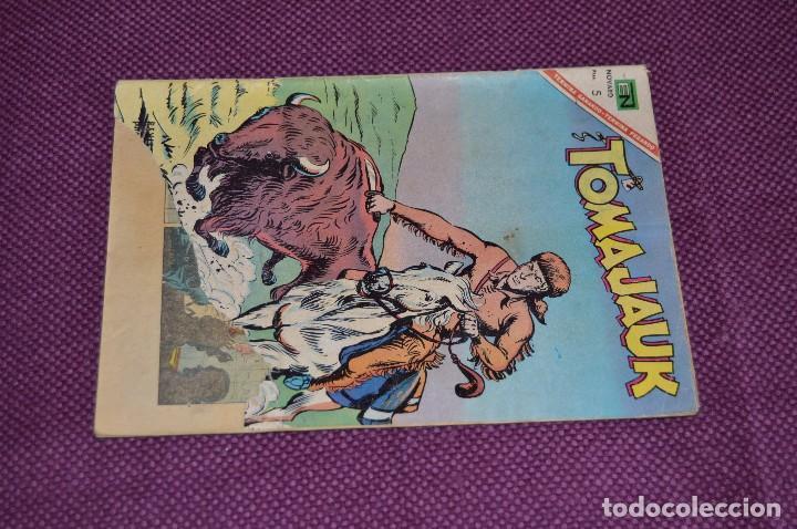 Tebeos: NOVARO - ORIGINAL - TOMAJAUK - Nº 142 - 1967 - ANTIGUO Y ORIGINAL - Foto 2 - 79746129