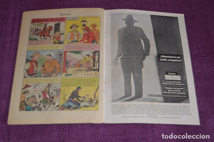 Tebeos: NOVARO - ORIGINAL - TOMAJAUK - Nº 142 - 1967 - ANTIGUO Y ORIGINAL - Foto 7 - 79746129