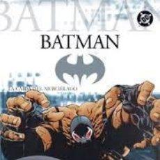 Tebeos: BATMAN LA CAIDA DEL MURCIELAGO,PLANETA,DC 10. Lote 93989094