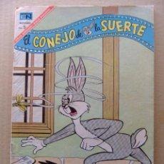 Tebeos: EL CONEJO DE LA SUERTE Nº 259 EDITORIAL NOVARO. Lote 80348285