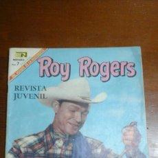 Tebeos - NOVARO. ROY ROGERS. N° 198 - 80350190