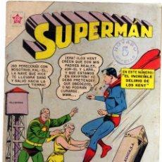 BDs: SUPERMAN NOVARO Nº 403. Lote 80713386