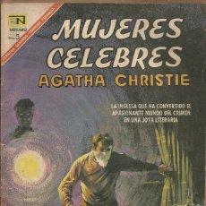 Tebeos: MUJERES CELEBRES - AGATHA CHRISTIE Nº 78. Lote 80904748