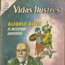 Tebeos: ALFONSO REYES - EL MEXICANO UNIVERSAL Nº 134. Lote 80906808