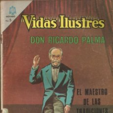 Tebeos: DON RICARDO PALMA Nº 130. Lote 80906984