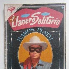 Tebeos: EL LLANERO SOLITARIO #71 - LA HISTORIA VERDADERA - ORIGINAL EDITORIAL NOVARO. Lote 80803082