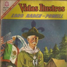 Tebeos: LORD BADEN-POWELL Nº 147. Lote 80938332