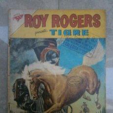 Tebeos: ROY ROGERS N° 115 - ORIGINAL EDITORIAL NOVARO. Lote 81160192