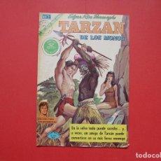 Tebeos: CÓMIC: TARZÁN DE LOS MONOS (EDIT. NOVARO -MÉXICO-) 1971 Nº 265 ¡ORIGINAL! ¡COLECCIONISTA!. Lote 81210316