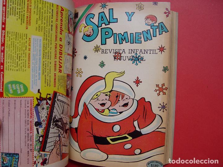 Tebeos: Tomo con 14 comics NOVARO (México, 1971) ¡Original! ¡Coleccionista! - Foto 4 - 81212472