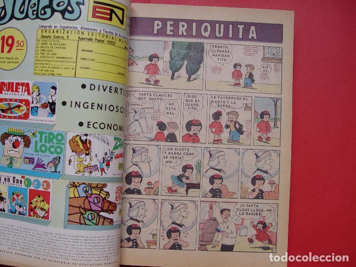 Tebeos: Tomo con 14 comics NOVARO (México, 1971) ¡Original! ¡Coleccionista! - Foto 7 - 81212472