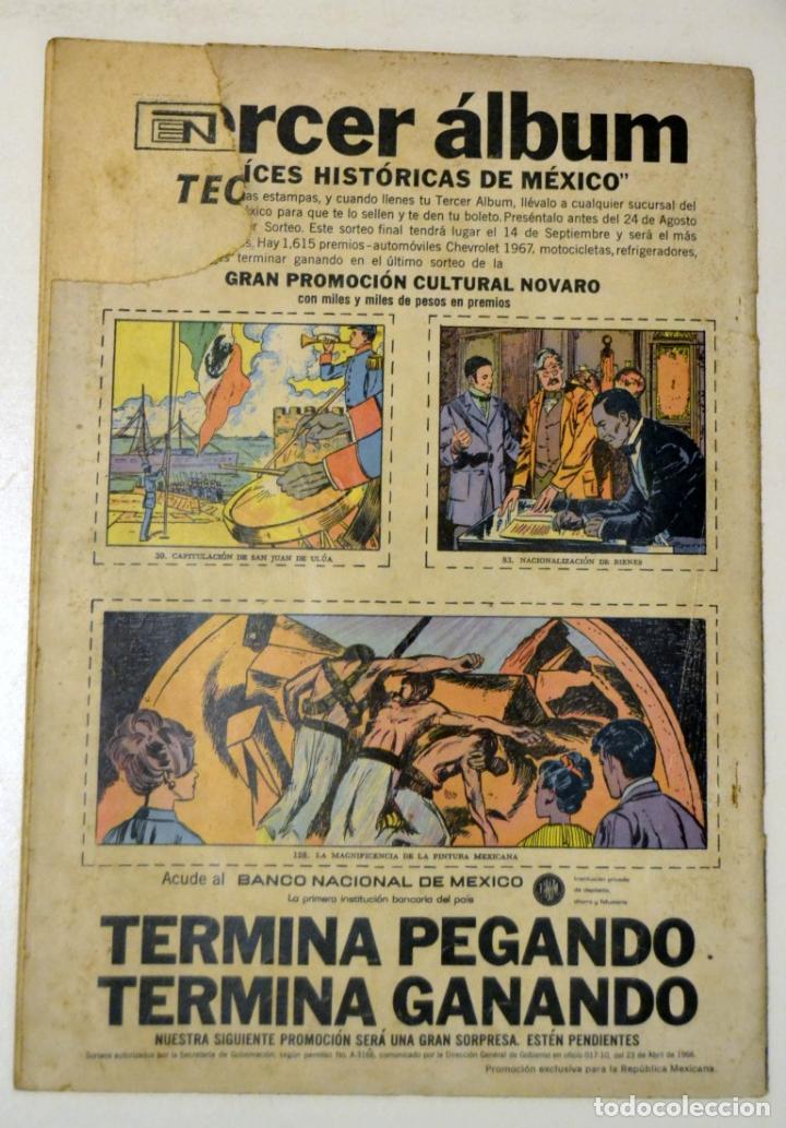 Tebeos: Año 1967 / Batman - El Hombre Murcielago / N. 375 Campeones de La Justicia / Novaro - Foto 2 - 81263780