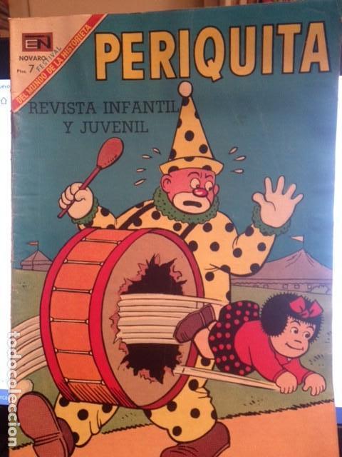 PERIQUITA NUMERO 94 AÑO 1969 ED. NOVARO (Tebeos y Comics - Novaro - Otros)
