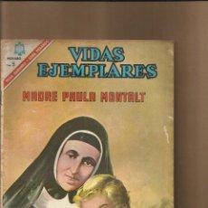 Tebeos: VIDAS EJEMPLARES Nº 235 MADRE PAULA MONTALT. Lote 82055664