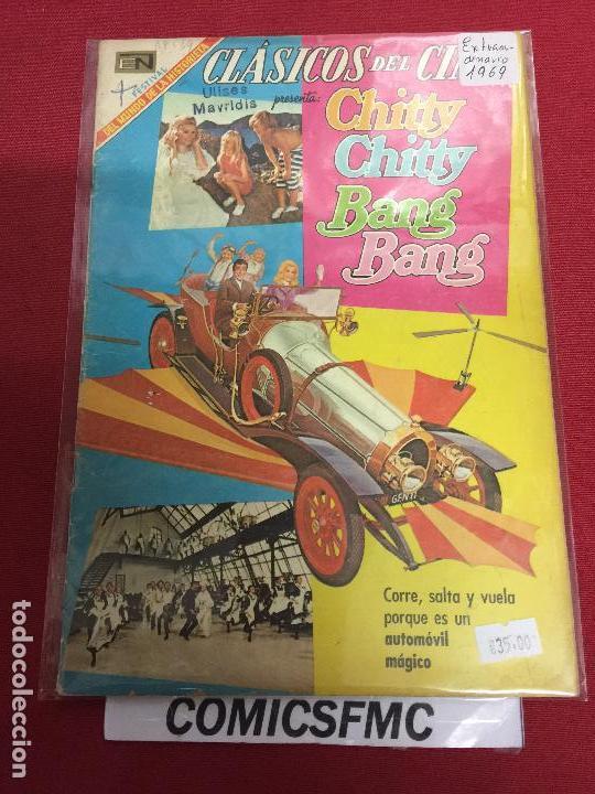 CLASICOS DEL CINE EXTRAORDINARIO DE 1969 BUEN ESTADO REF.9 (Tebeos y Comics - Novaro - Otros)