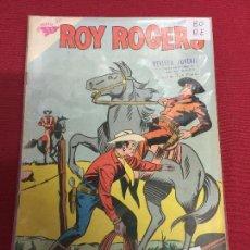 Tebeos: NOVARO ROY ROGERS NUMERO 80 BUEN ESTADO. Lote 82861276