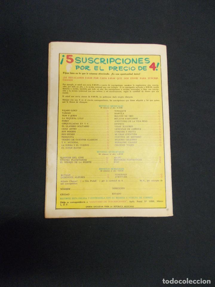 Tebeos: GRANDES VIAJES - Nº 13 - LINDBERGH CRUZA EL ATLANTICO - NOVARO - - Foto 5 - 83371824