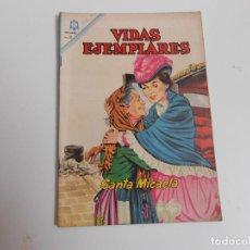 Tebeos: VIDAS EJEMPLARES Nº 186 (SANTA MICAELA). Lote 83510168