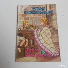 Tebeos: VIDAS EJEMPLARES Nº 188 (SANTA MARGARITA). Lote 83510388