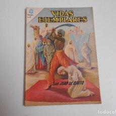 Tebeos: VIDAS EJEMPLARES Nº 197 (SAN JUAN DE BRITO). Lote 83510848