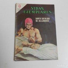 Tebeos: VIDAS EJEMPLARES Nº 216 (SANTA CATALINA DE ALEJANDRIA). Lote 83511524
