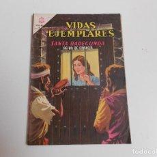 Tebeos: VIDAS EJEMPLARES Nº 226 (SANTA RADECUNDA). Lote 83511864